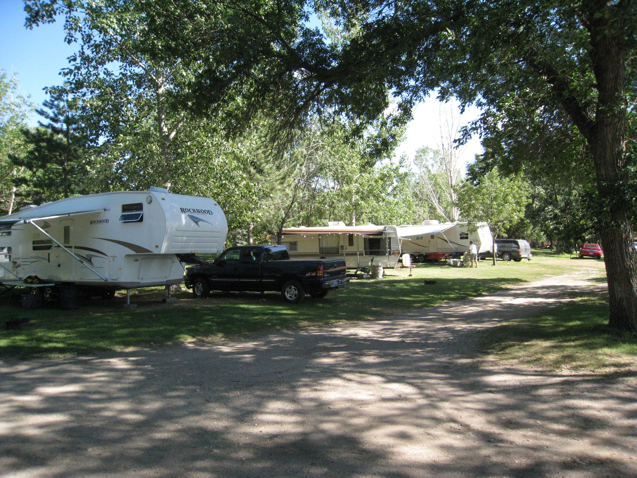 Minnesota resorts mn rv camping and seasonal rv park at for Nearby campgrounds with cabins